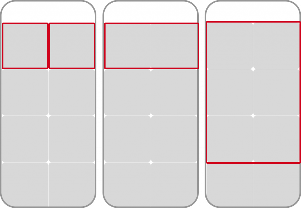 Layout components