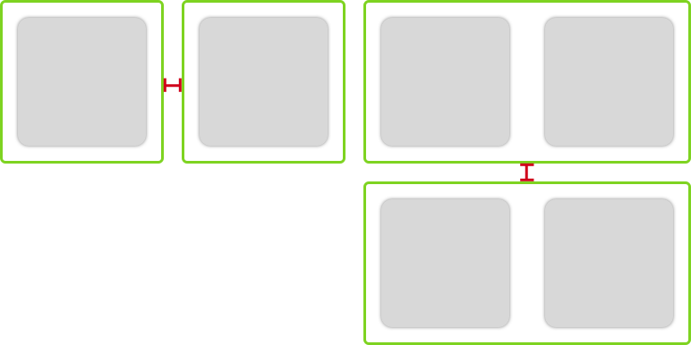 Spacing example
